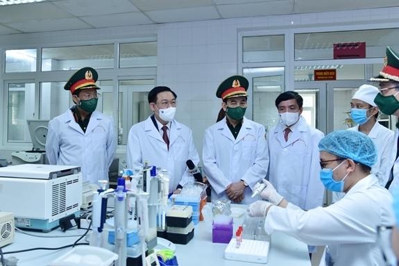 Vaccine Nanocovax thỏa mãn hai điều kiện An toàn và hiệu quả