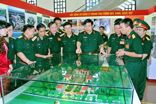 Đại tướng Phùng Quang Thanh với công tác hậu cần quân đội