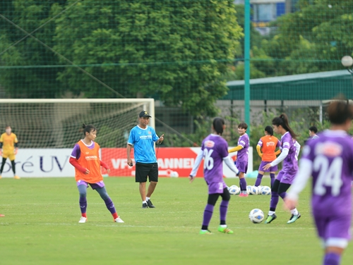 Tuyển nữ Việt Nam chỉ còn đấu hai trận vòng loại giải bóng đá nữ châu Á 2022