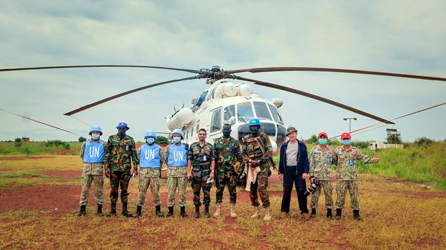 Bệnh viện dã chiến Việt Nam tham gia diễn tập CASEVAC quy mô lớn tại Bentiu