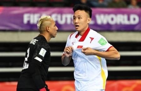 VCK Futsal World Cup 2021 Việt Nam vượt qua đội tuyển Panama