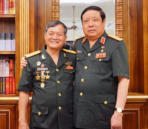 Ân tình của Đại tướng Phùng Quang Thanh