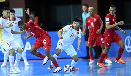 Chiến thắng của Đội tuyển futsal Việt Nam gây ấn tượng