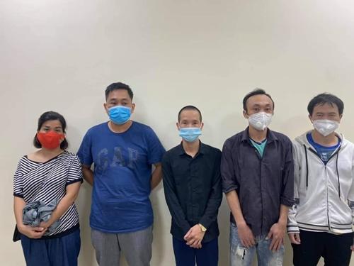 Khởi tố hình sự đối tượng làm giả giấy đi đường tại quận Bắc Từ Liêm, Hà Nội