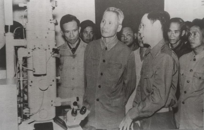 Người anh cả của ngành Quân y Việt Nam