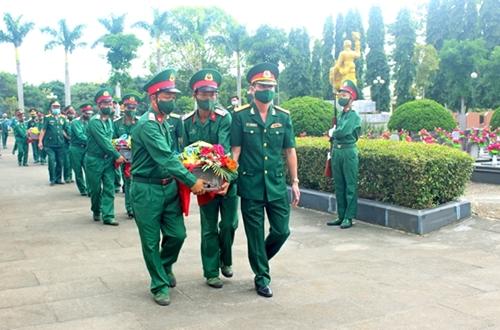 Đồng chí Phùng Bá Triệu, đơn vị P2, hy sinh tháng 12-1968