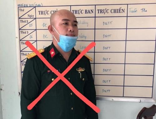 Đồng Nai: Bắt giữ đối tượng giả danh trung tá đặc công để qua chốt kiểm soát dịch