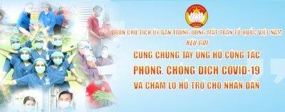 Mặt trận tổ quốc Việt Nam
