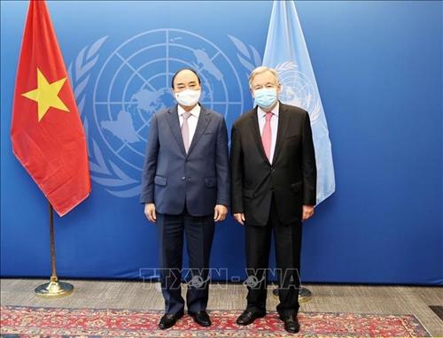 Việt Nam coi trọng và ủng hộ vai trò trung tâm của Liên hợp quốc