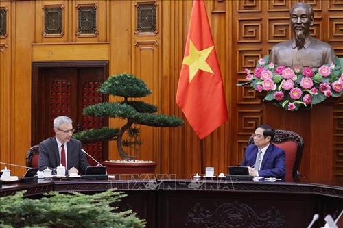 Đưa quan hệ đối tác chiến lược Việt - Pháp đi vào chiều sâu và hiệu quả hơn