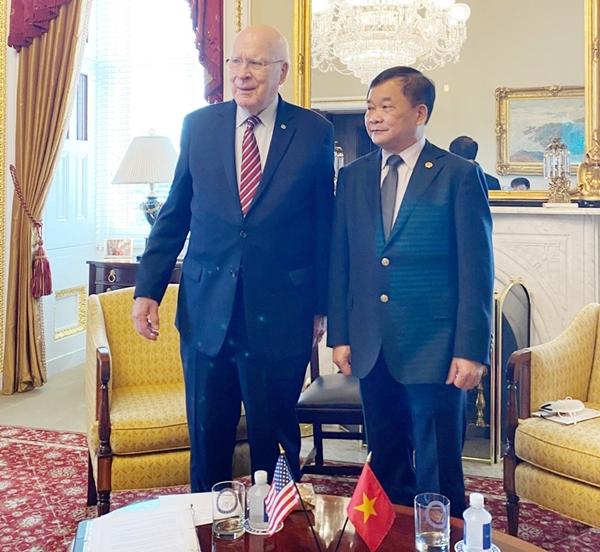Việt Nam và Hoa Kỳ thêm nhiều hợp tác khắc phục hậu quả chiến tranh