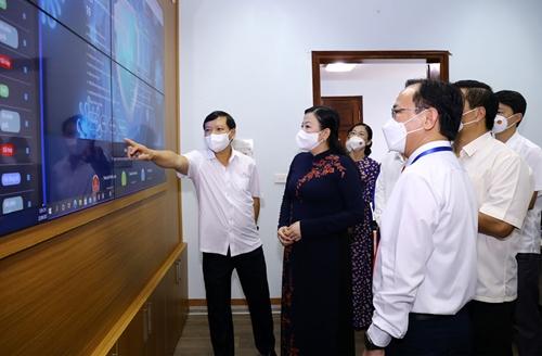 Thái Nguyên đặt mục tiêu nhóm 15 tỉnh đứng đầu về chuyển đổi số