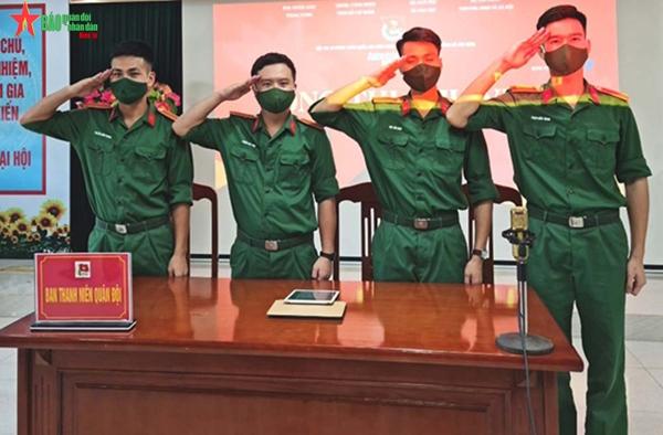"""Đội tuyển Thanh niên Quân đội có tạo bất ngờ tại vòng chung kết Hội thi """"Ánh sáng soi đường"""" chiều nay"""