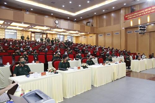 Học viện Quân y tổ chức Hội nghị đào tạo y dược thường niên lần thứ 10