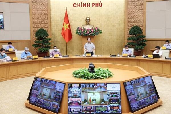 Thủ tướng Phạm Minh Chính Phấn đấu đến 30-9 trở lại trạng thái bình thường mới