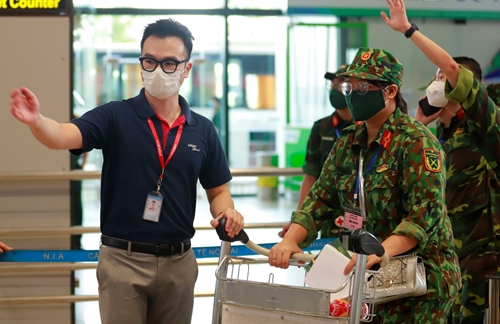 Tập đoàn Sovico hỗ trợ TP Hồ Chí Minh xét nghiệm 2 triệu mẫu và tặng 1 triệu kit xét nghiệm trị giá 200 tỷ đồng