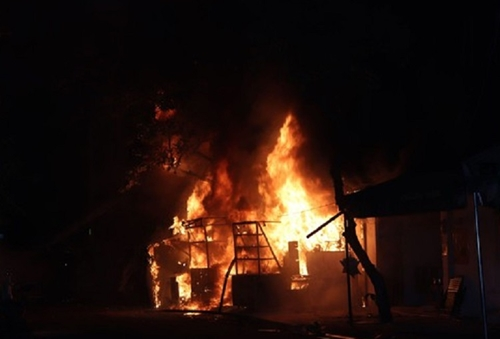 Điều tra nguyên nhân vụ hỏa hoạn làm 4 người thiệt mạng