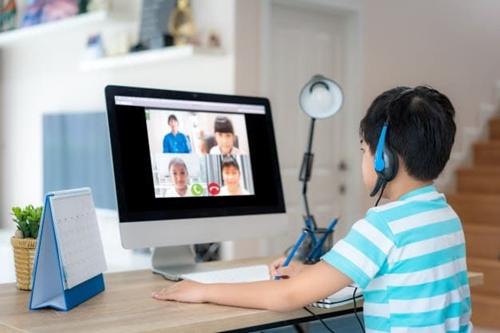Dò sóng... học online