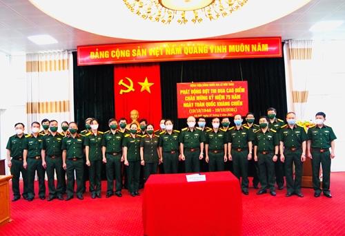 Bệnh viện Bỏng Quốc gia Lê Hữu Trác phát động thi đua cao điểm chào mừng ngày toàn quốc kháng chiến