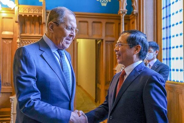 Quan hệ Đối tác chiến lược toàn diện Việt Nam - LB Nga tiếp tục phát triển năng động