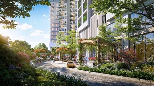An cư tại BerRiver Jardin: Tận hưởng hai nhịp sống của Hà Nội chỉ trong vài phút