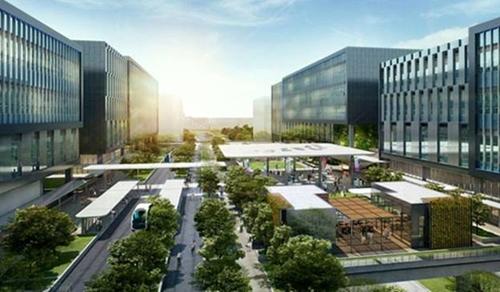 Tân Hoàng Minh đầu tư gần 3.000 tỷ đồng làm dự án Khu công nghệ thông tin tập trung