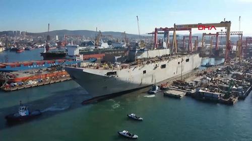 """Sức mạnh hải quân """"đáng gờm"""" của Thổ Nhĩ Kỳ"""