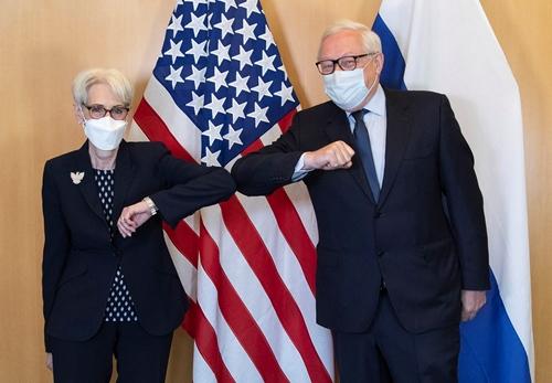 Tín hiệu tích cực trong quan hệ Mỹ - Nga