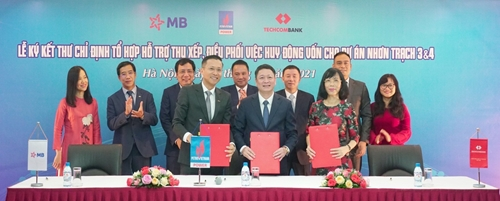 Dự án điện khí LNG đầu tiên do MB và Techcombank thu xếp vốn