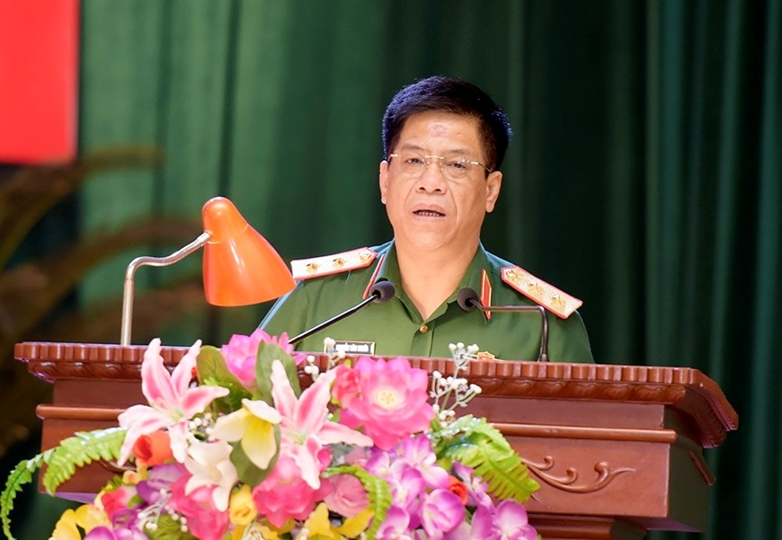 Hội nghị rút kinh nghiệm tham gia Army Games 2021, triển khai nhiệm vụ Army Games 2022
