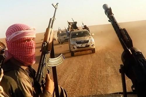 Nga cảnh báo về hoạt động của IS tại Afghanistan