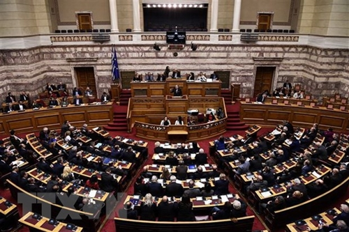 Hiệp định quốc phòng với Pháp được Quốc hội Hy Lạp thông qua