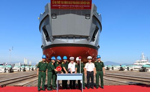 Xây dựng Tổng công ty Sông Thu thành trung tâm đóng tàu hiện đại