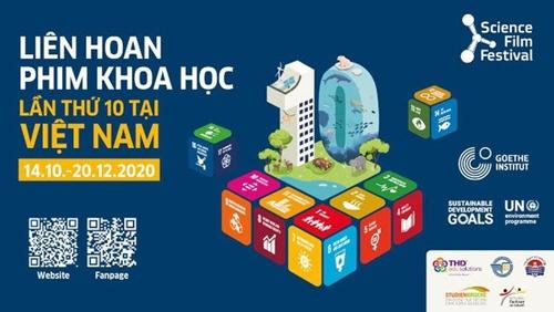 Phân viện Goethe tại Hà Nội tổ chức Liên hoan Phim khoa học quốc tế 2021