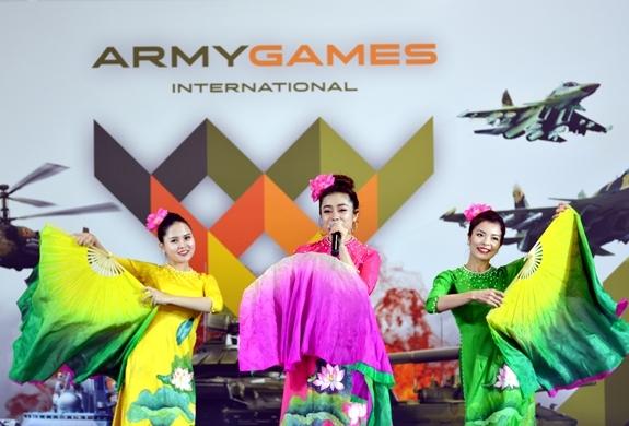 """Danh sách tập thể, cá nhân đoạt giải Cuộc thi """"Tìm hiểu về Hội thao Quân sự quốc tế - Army Games"""" và Cuộc bình chọn trực tuyến cho Đội tuyển Văn hóa-Nghệ thuật QĐND Việt Nam"""