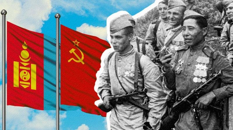 Mông Cổ từng làm gì để giúp Liên Xô chiến thắng phát xít Đức?