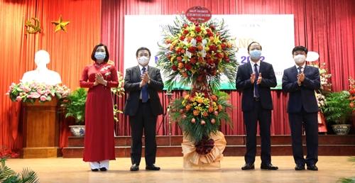 Học viện Báo chí và Tuyên truyền tổ chức Lễ Khai giảng năm học mới 2021-2022