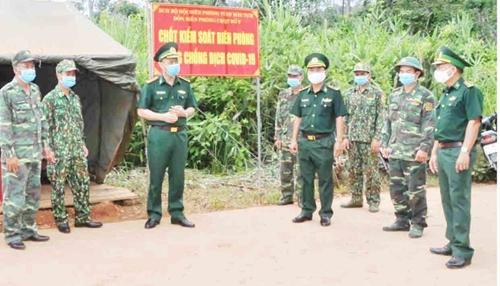 Kinh nghiệm phòng, chống dịch Covid-19 của tỉnh Kon Tum: Phòng từ xa, dập khép kín