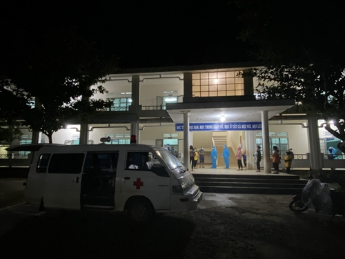 Quảng Nam phát hiện thêm 19 ca dương tính với SARS–CoV-2 tại Phước Sơn