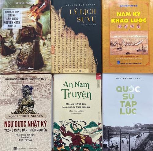 Bản lĩnh trong xuất bản và tiếp thu sách lịch sử