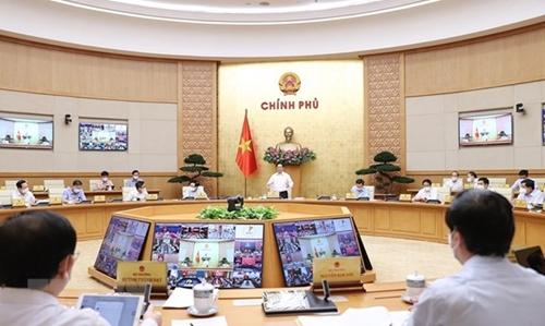 Nghị quyết số 127 của Chính phủ: Khẩn trương xây dựng lộ trình tiêm vắc xin cho trẻ em, bãi bỏ ngay những yêu cầu trái quy định của Trung ương