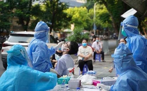 Hà Nội ghi nhận 11 ca dương tính với SARS-CoV-2 liên quan đến Bệnh viện Hữu Nghị Việt Đức