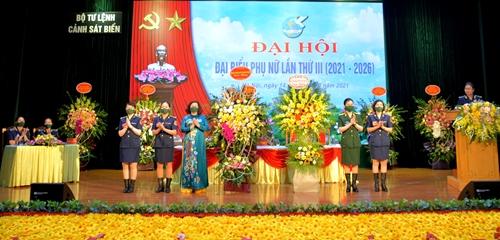 Các đơn vị tổ chức Đại hội đại biểu Phụ nữ