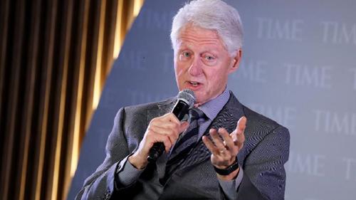 Cựu Tổng thống Mỹ Bill Clinton nhập viện không phải do Covid-19