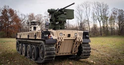 Dự án robot chiến đấu đa năng EMAV của thuỷ quân lục chiến Hoa Kỳ