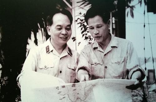 Đại tướng Nguyễn Chí Thanh xây dựng nền móng giáo dục và đào tạo vững chắc cho Học viện Chính trị