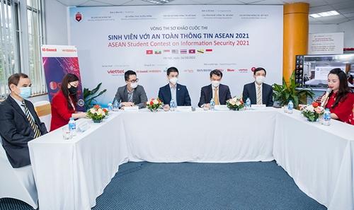 Việt Nam tổ chức cuộc thi sinh viên với An toàn thông tin ASEAN 2021
