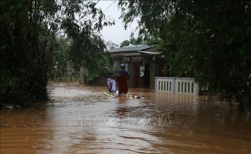 Quảng Trị, Hòa Bình: 5 người thương vong, mất tích do mưa lũ