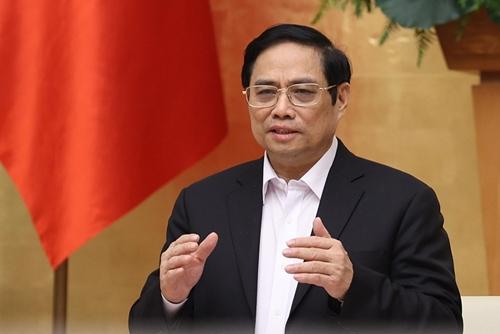 Thủ tướng chủ trì họp trực tuyến toàn quốc bàn giải pháp phòng, chống dịch và phục hồi phát triển kinh tế - xã hội