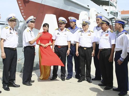 Đường Hồ Chí Minh trên biển - bài học về xây dựng quân đội trong tình hình mới